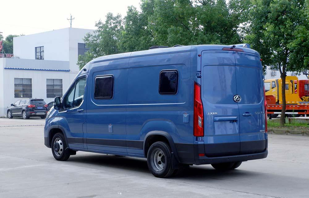 大通V90 B型 加长轴 后双胎 自动档