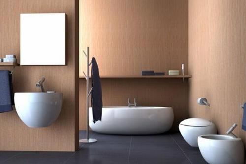福州地区的装修公司解答卫生间的小方砖该如何选择?