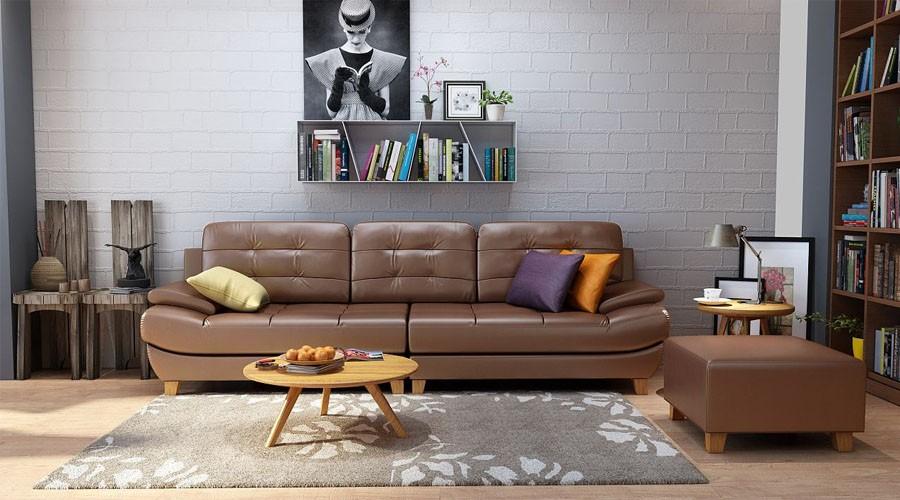 沙发的清洗步骤和保养
