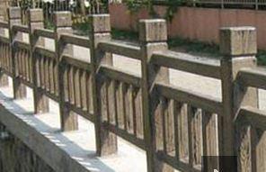 河道仿木桩挡土墙的应用及优点