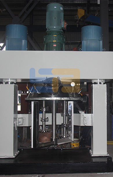 Structural adhesive production line