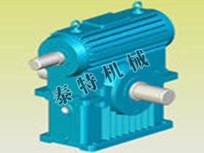 HW型直廓环面蜗杆减速机