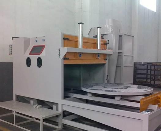 安徽全自动模具喷砂机保养方案