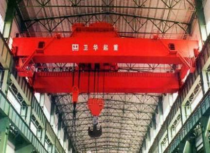 中国一重600t桥式起重机