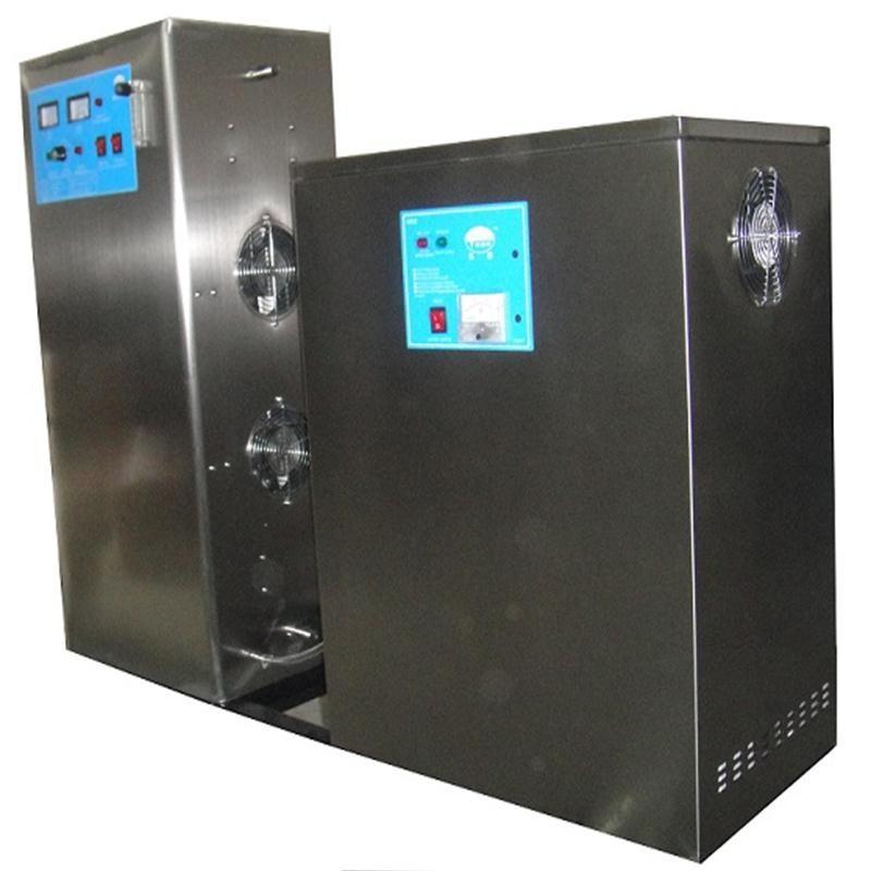 纯净水处理臭氧设备