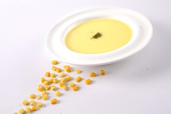 奶油玉米汤