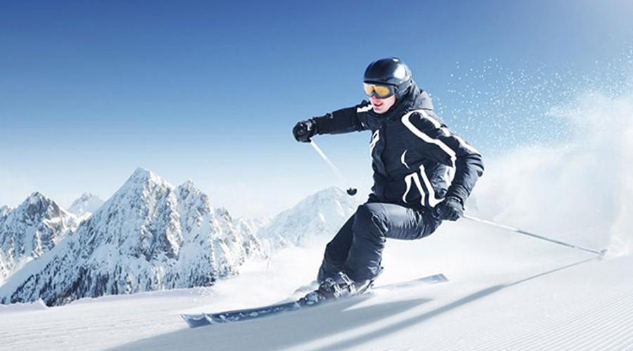 成都蜀乐檬森林拓展项目-户外滑雪