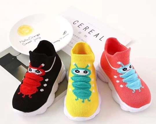 选购好儿童鞋袜 给孩子用心呵护