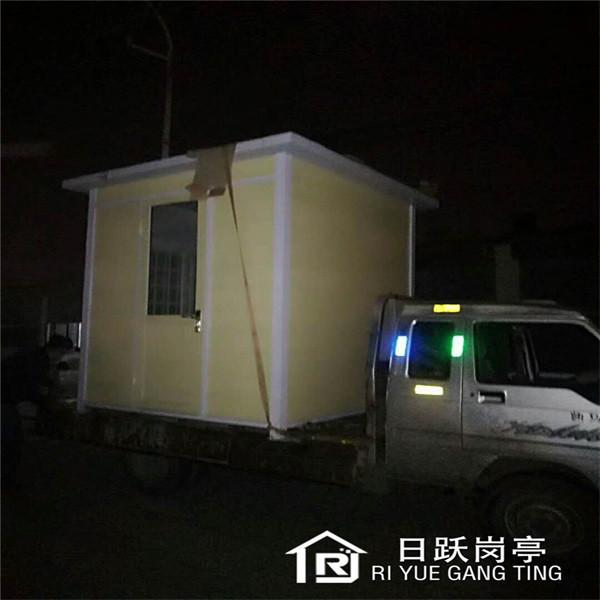 赤峰钢结构环卫工人警卫室公司