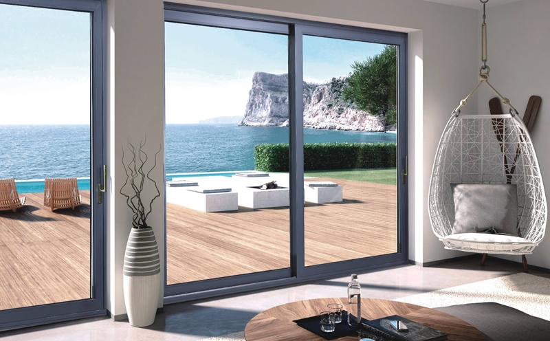 德阳断桥玻璃门窗选选择和安装时的误区有?