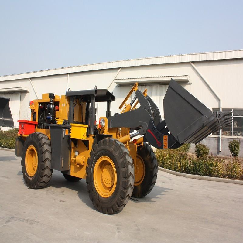 矿山专用运输车的发展趋势以及防止发动机倒吸的技巧