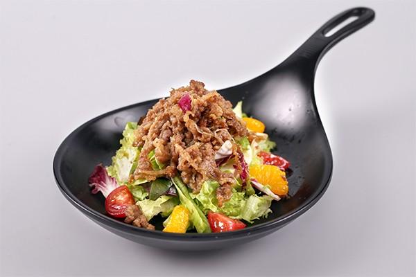 韩国烤牛肉沙拉
