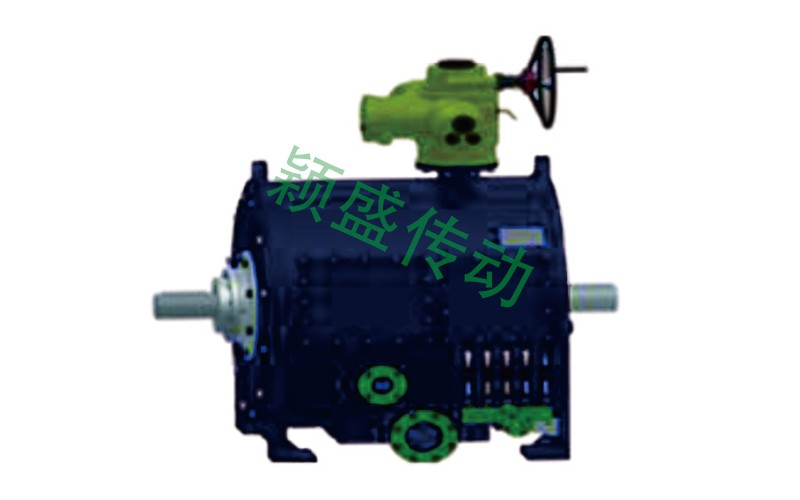 YS-WS水平油冷型永磁调速器