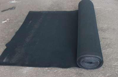 防水卷材需要具有良好的耐水性