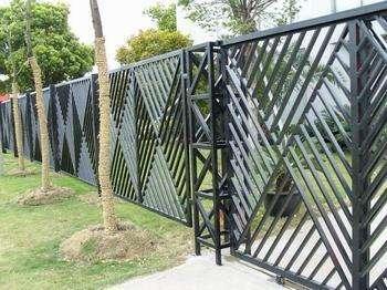 铁艺围墙护栏厂家