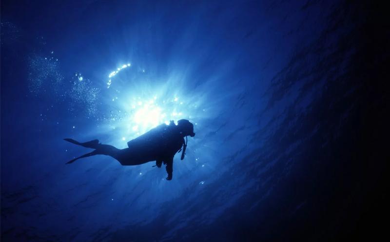 水肺潜水的好处
