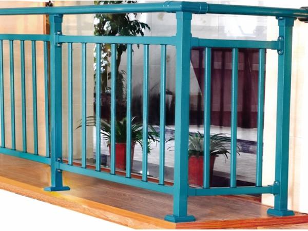 新型锌钢阳台护栏