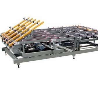 扬州玻璃切割机的缓冲装置检修