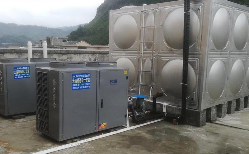 热水型暖风机结构简单,安装方便以及耗电低