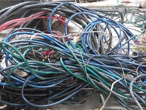 镜湖废电线电缆回收