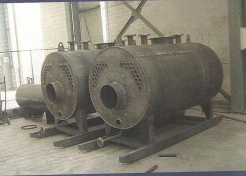 生物質鍋爐生產線