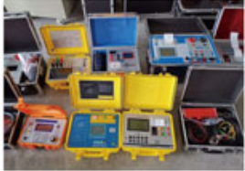 电力设施检修设备