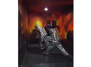 展馆雕塑制作