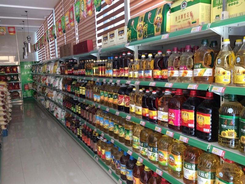 糧油超市貨架