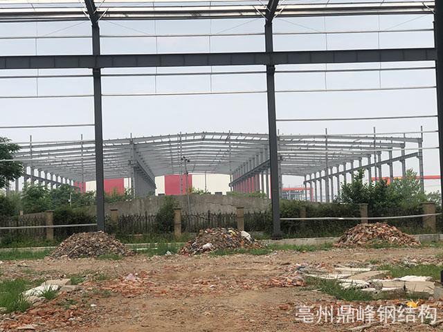 全椒县永留管业有限公司工程