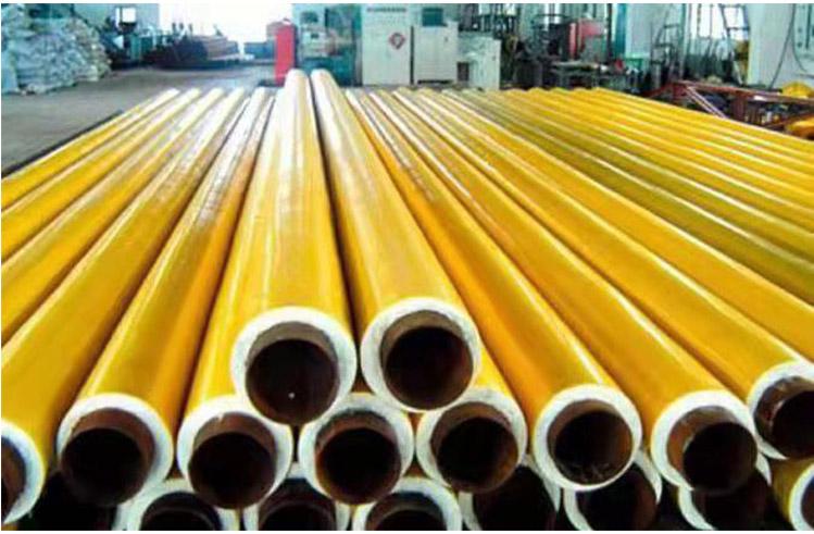 聚氨酯保温管道施工