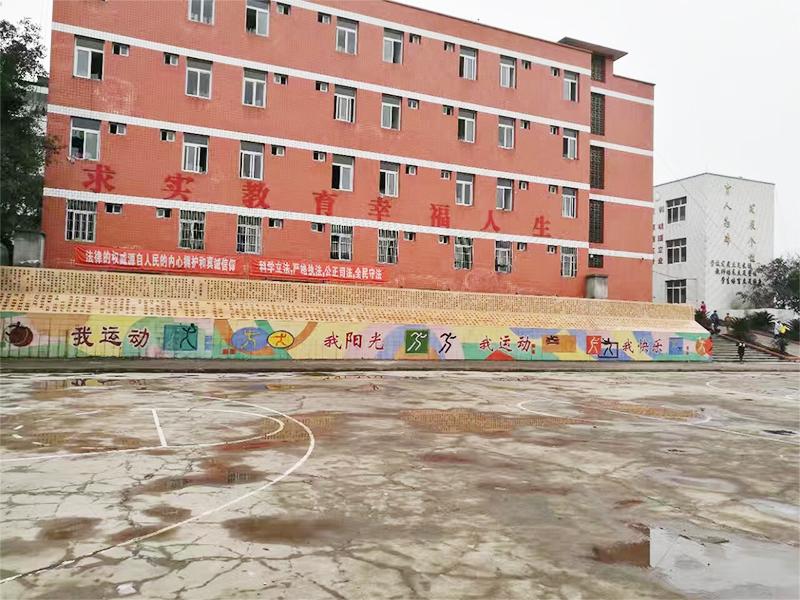 宜宾市复龙镇中学