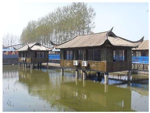 江西关于竹房子的一个概述