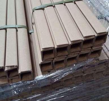 纸护角生产材料分析