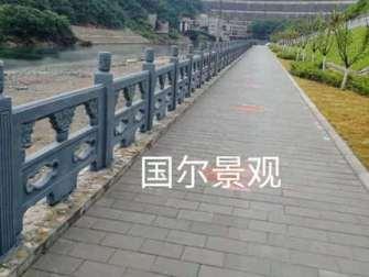 如何提高仿石栏杆的美观