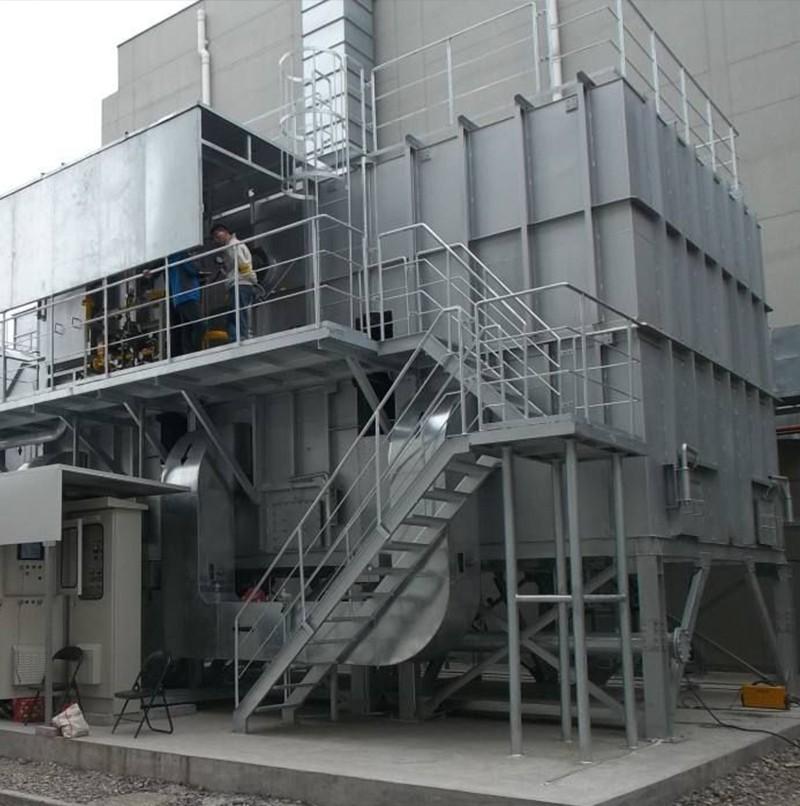 公司产品:催化燃烧设备