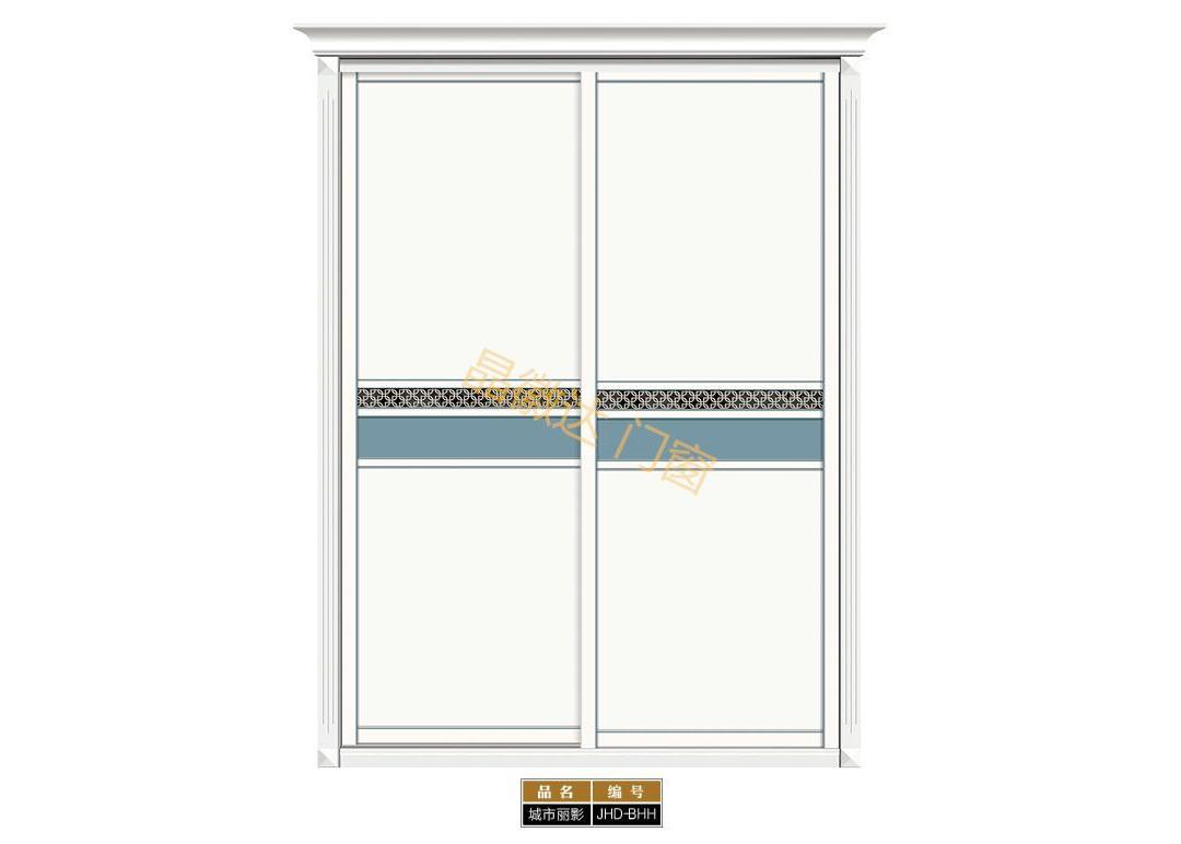 金华衣柜门设计