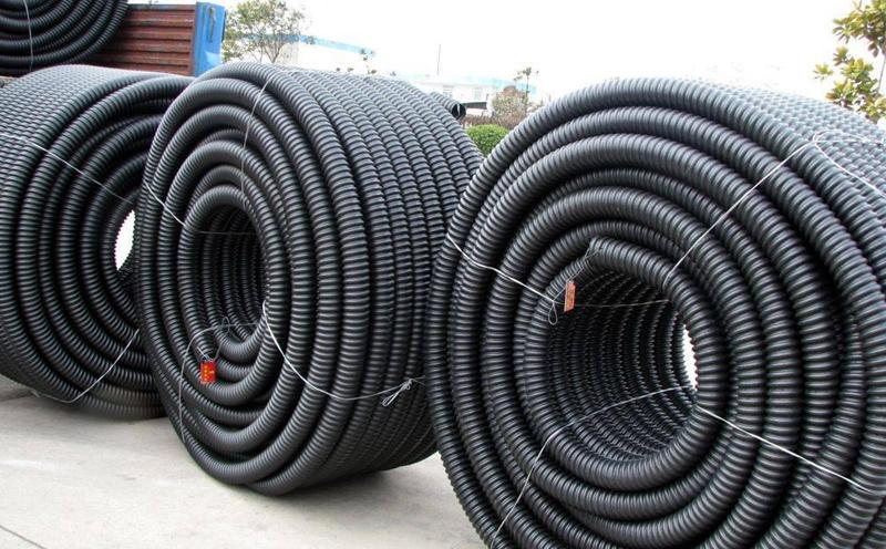 碳素波纹管道