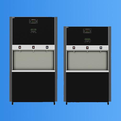 电磁温热饮水机系列