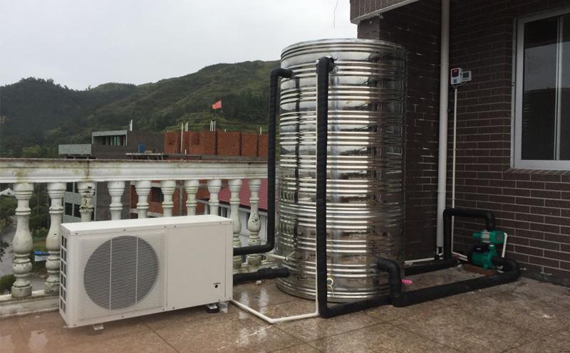 小户型是否适合安装空气能热水器?