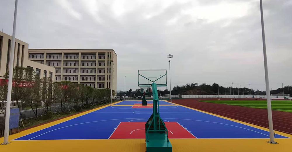 江西省上饒市信州理工學校