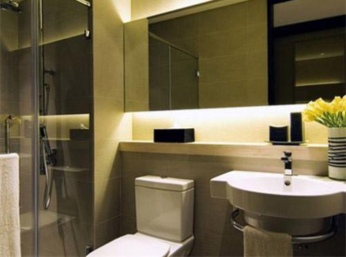 详细来了解下福州装修公司给卫生间装修时,有哪些装修小妙招?