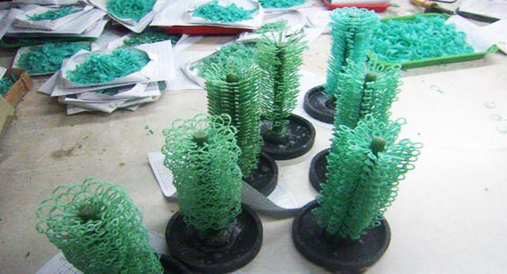蜡型制作是精密铸造的步