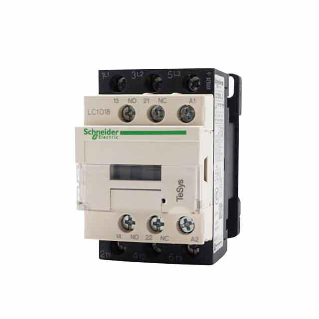 LC1D交流接触器