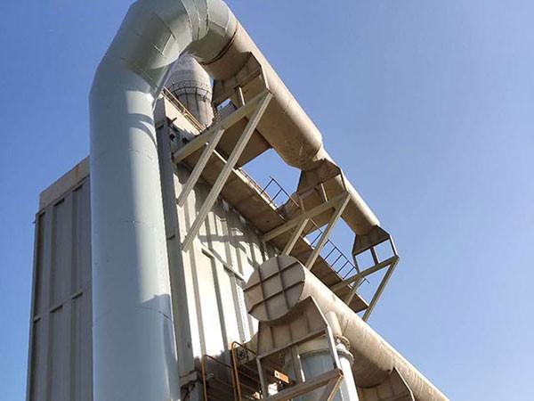 合肥焦炭粉尘回收系统