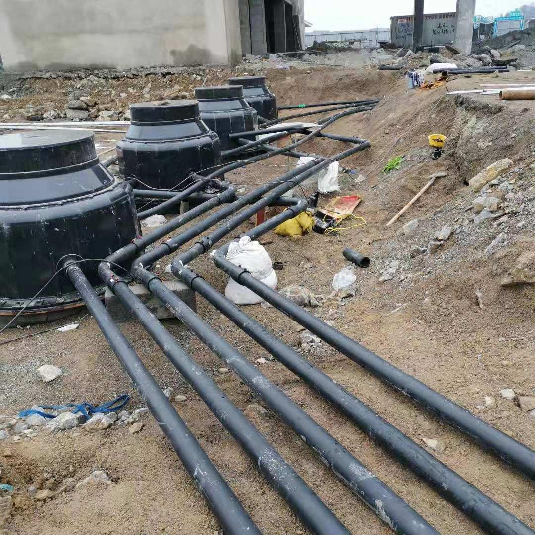 导静电双层复合输油管道回填施工分享