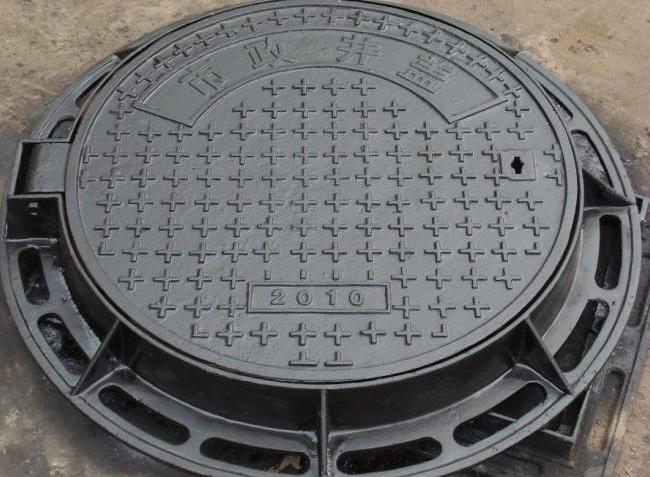 球墨铸铁井盖有哪些特点?