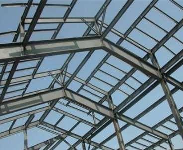 钢结构门体的强度说明