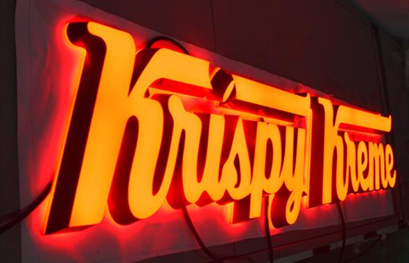 LED广告发光字