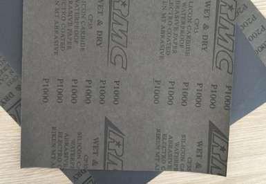 浅析砂纸的正确用法