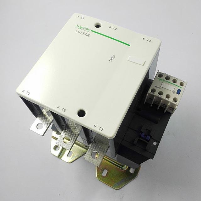 施耐德LC1-F400交流接触器